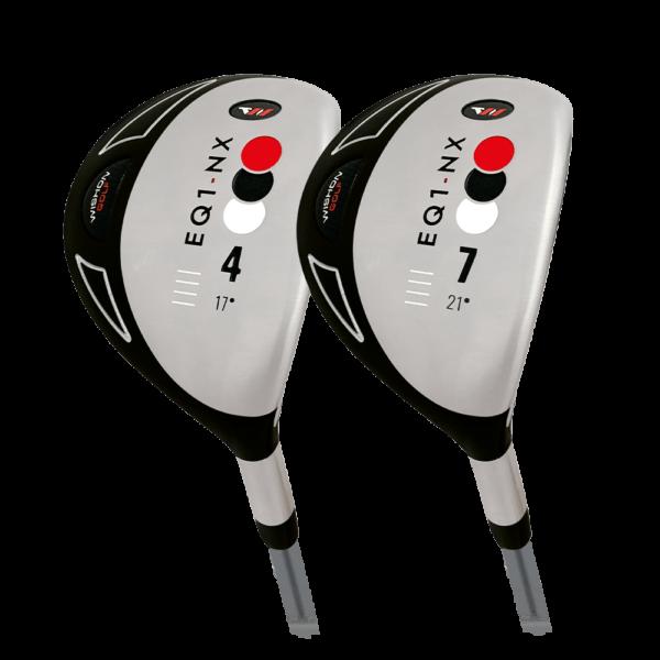 EQ1-NX from Wishon Golf