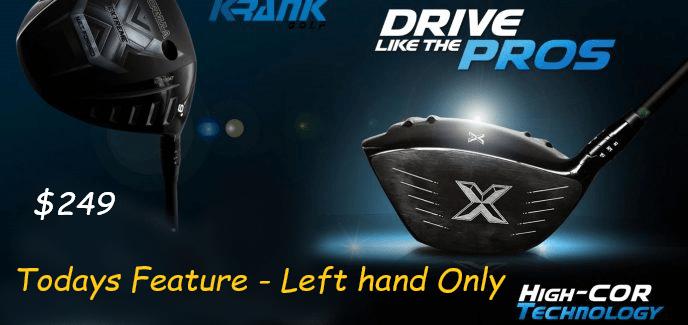 Left hand Extreme Sale