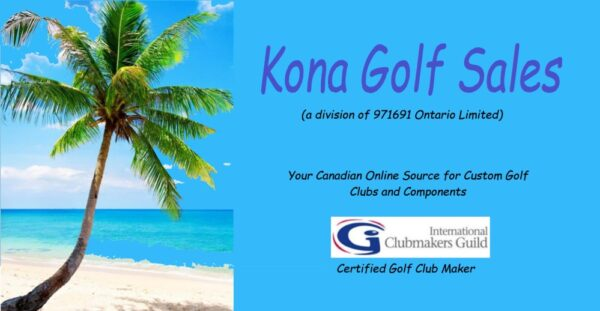 Kona Golf Sales Logo
