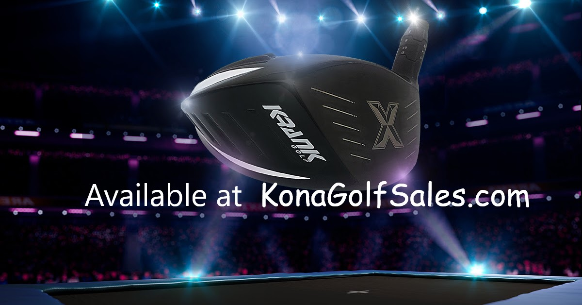 Krank Golf At Kona Golf Sales